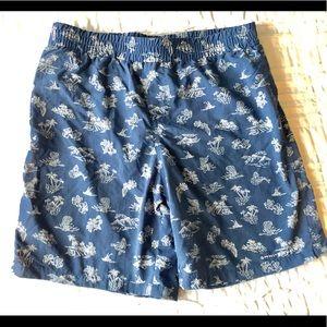 Boys Columbia Large Backcast Shorts